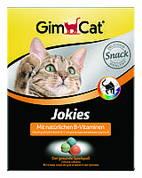 Вітаміни Gimcat Jokies для кішок, 400 шт
