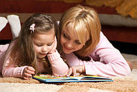 Как правильно читать детям сказки?