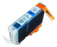 Струйный картридж JetWorld Canon CLI-8C Cyan (0621B024) 14ml