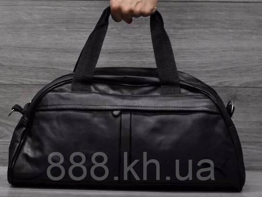 b9fdfa411339 Спортивная сумка Puma логотип черный реплика: продажа, цена в ...