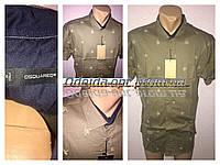 Мужская рубашка бренд DSQUARED