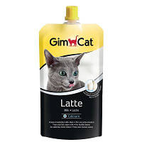 Витаминизированное молоко Gimcat Cat Milk для кошек, 200 мл