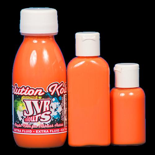 JVR Revolution Kolor, opaque orange #106, 60ml