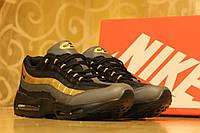 Кроссовки Nike Air max 95 Мужские Золотистый