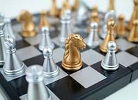 Мини шахматы 13 см Магнитики