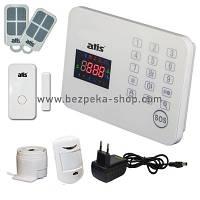 Комплект безпровідної GSM сигналізації з вмонтованою клавіатурою ATIS Kit-GSM120, фото 1