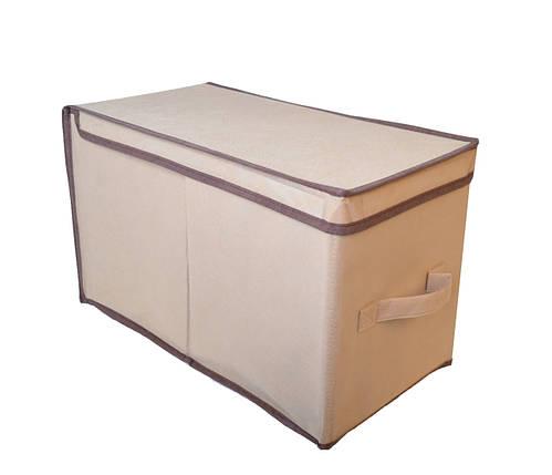 Короб для хранения вещей Melody 50*30*25 см, Design Line (Украина) 62154, фото 2