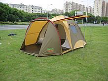 Чотиримісна намет Green Camp GC1036, фото 3