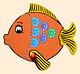 Детская вешалка «Рыбка», Funny Animals, фото 2