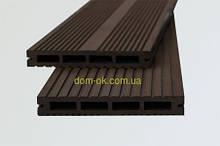 Террасная доскаTardex Lite /Тардекс лайт 140х20х2200мм, цвет венге, натур, графит, антрацит Венге
