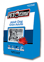 PET TIME Канадский корм для собак премиум класса 15 кг
