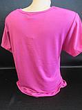 Летние футболки со стразами., фото 5