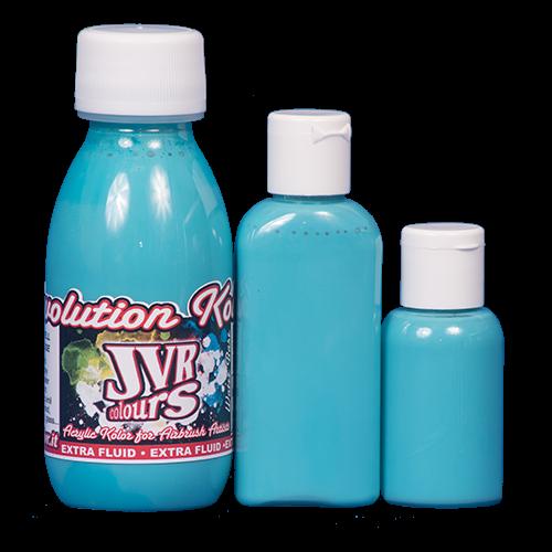 JVR Revolution Kolor, opaque turquoise #120,120ml