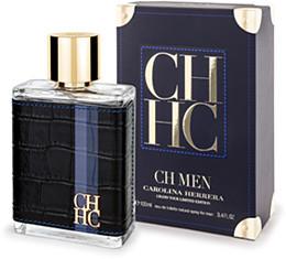 Мужская парфюмированная вода Сarolina Herrera CH Men Grand Tour - 100 мл