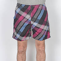 Мужские пляжные шорты - геометрия, код: 41-364