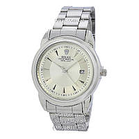Наручные часы Rolex Datejust Date Classic All Silver (реплика)