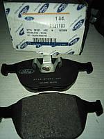 Колодки тормозные  передние Ford  Connekt  2002 > OTOSAN   1355950