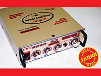 Усилитель звука Xplod SN-909 USB+SD+MP3, фото 1