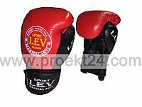 """Боксерские перчатки """"Топ"""" кожа-10 oz"""