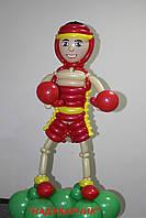 Боксер з повітряних кульок