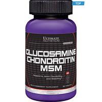 Glucosamine & CHONDROITIN MSM