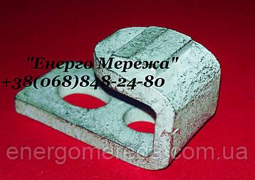 Контакты силовые ПМА 5322 неподвижные,медные, фото 2
