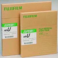 Рентгеновская пленка зеленочувствительная FUJI 24х30 (100)