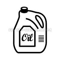 Масло Авис (API SG/CD) полусинтетика 1л