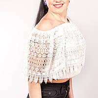 Блуза белая ESG2 001