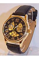 Механические наручные часы Omega унисекс