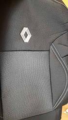 Чехлы модельные тканевые Renault Logan II Sedan (разд.) 2012-