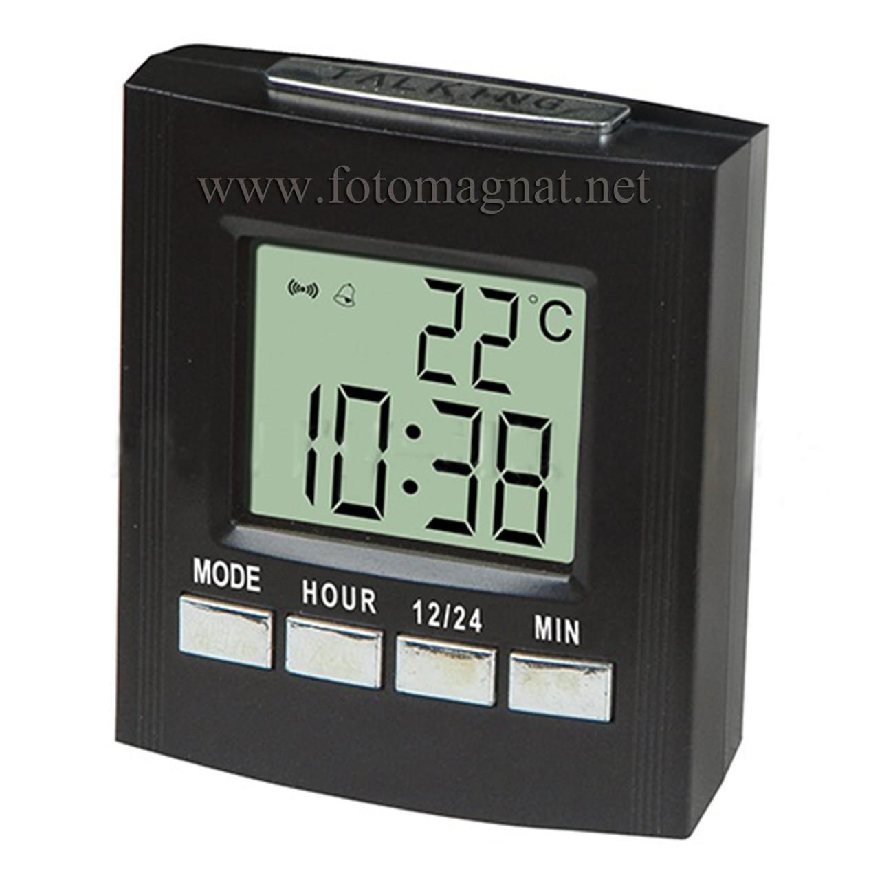 Часы электронные 7027С (электронные часы настольные) говорящие - Fotomagnat.net — Выгодные покупки начинаются здесь в Днепре