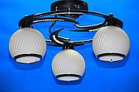 Люстра подвесная на 3 лампочки (ВЛ)  L6079/3B