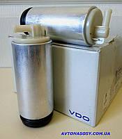 16) Топливный насос, бензонасос VDO Оригинал. Бензин Audi A2, A4, A6, Ford Galaxy, Mini Cooper, Ауди