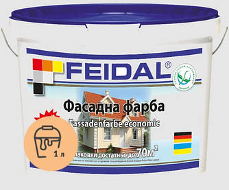 Fassadenfarbe economic фасадная краска