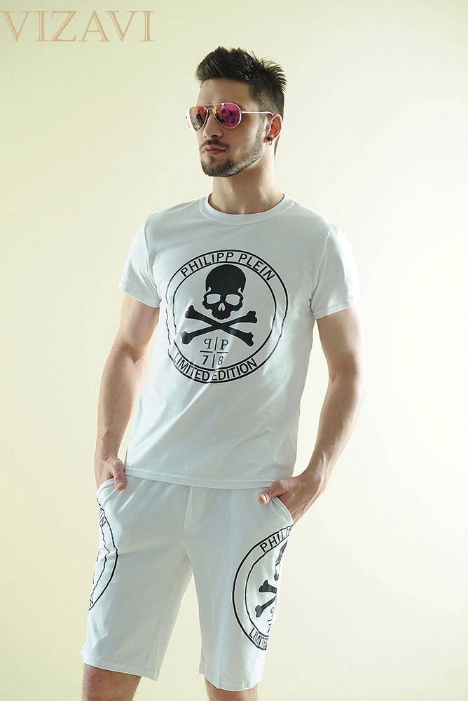 Мужской спортивный костюм арт 48046-223