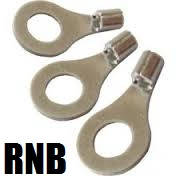 Наконечник кольцевой без изоляции  RNB 2-5 (1,5-2,5/5)  (100шт)