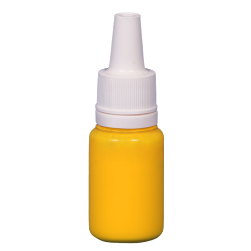 JVR Revolution Kolor, opaque deep yellow #125, 10ml