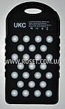 Портативное зарядное устройства на солнечной батарее - Power Bank UKC Solar Charger + CREE LED 28000mAh, фото 3