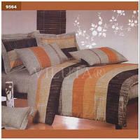 Комплект постельного белья Вилюта ранфорс полуторный 9564