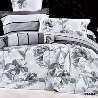 Комплект постельного белья Вилюта ранфорс двуспальный 17104