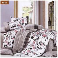 Комплект постельного белья Вилюта ранфорс семейный 9561