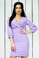Платье женское 393 декольте (деми)