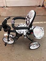 Трехколесный детский велосипед QAT-T017A