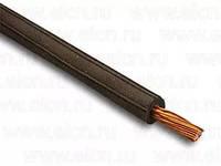 Сварочный кабель КГ (кабель гибкий) 1*25. в резине 1х25.