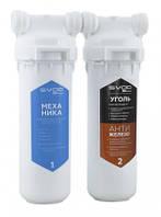"""Фільтр """"SVOD-BLU"""" для водопровідної води з підвищеним вмістом заліза 2-MC / F"""