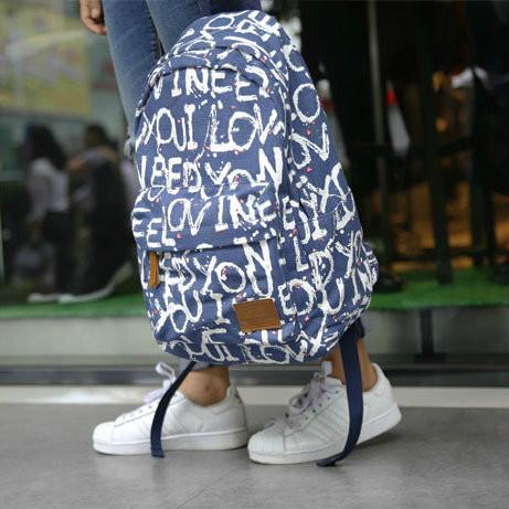 Рюкзак Буквы