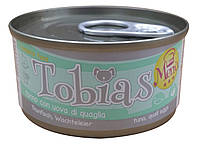 Консерва для собак Tobias Menu Тунец с икрой криля  85 г
