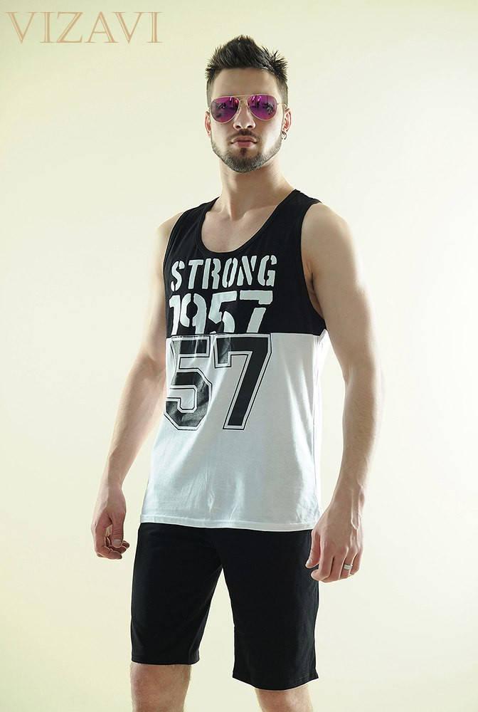 Мужской спортивный костюм арт 48052-223