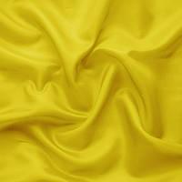 Ткань подкладочная Т-170 - цвет желтый